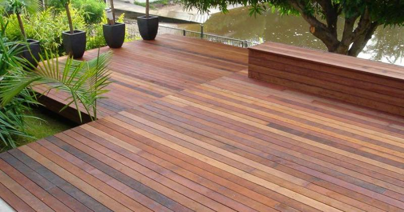 What Would i be able to Anticipate From Hardwood Deck?