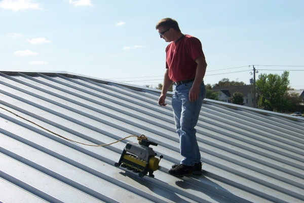 Metal Roofing Materials